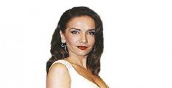 La actriz tiene 38 años.  Nació en Montevideo
