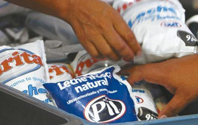 Cámara Nacional de Industrias plantea libre determinación de precios de la leche