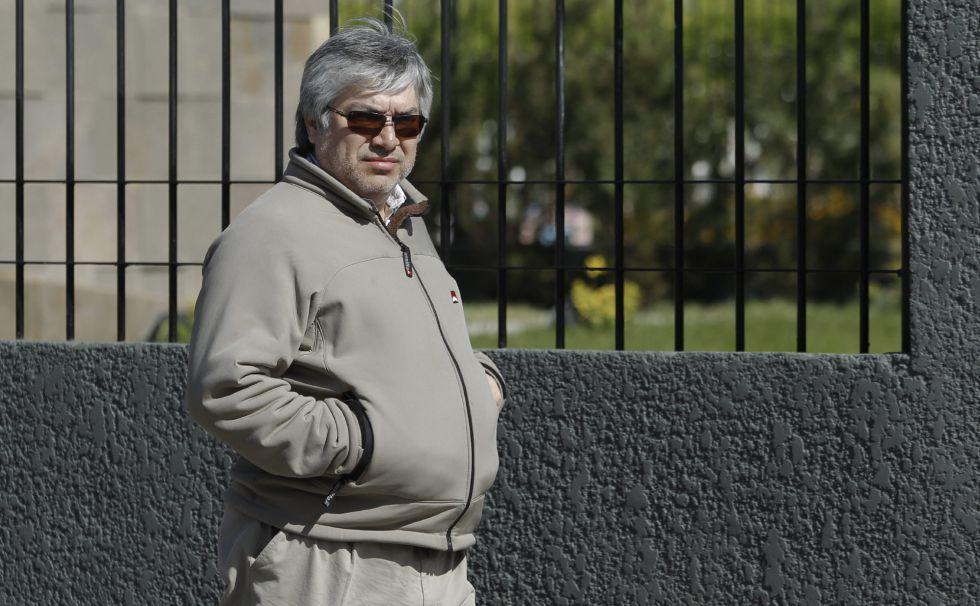 Lázaro Báez, amigo personal del expresidente Néstor Kirchner, quedó detenido en Buenos Aires en una causa por lavado de dinero
