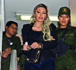 Gabriela Zapata revela que tiene tres hijos