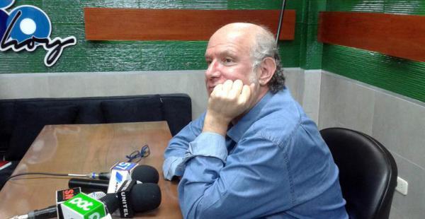 Carlos Valverde brindó una conferencia de prensa para adelantar cuál será su respuesta a la Fiscalía