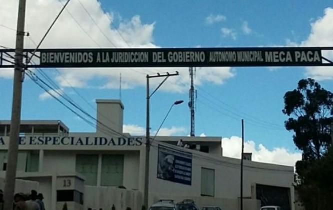Alcaldía de La Paz denuncia a alcalde de Mecapaca y comunarios que agredieron a funcionarios
