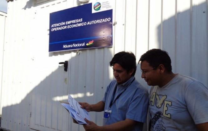 Con procedimiento simplificado de exportación se inauguró sistema ideado por la Aduana