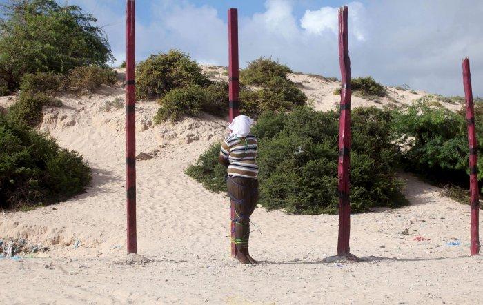 Luego de matar a los periodistas durante una conferencia de prensa, Hanafi escapó a Kenia, donde fue recapturado. Fue sentenciado en Mogadishu, la capital somalí