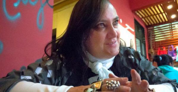 María Galindo es una firme postulante a la Defensoría del Pueblo