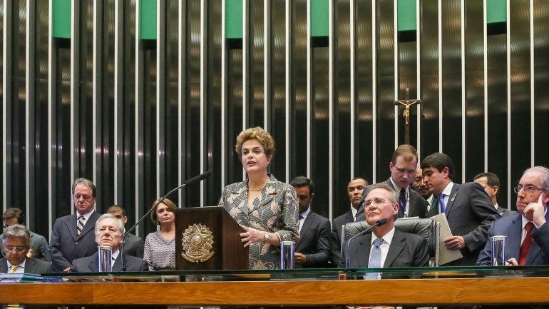 Dilma Rousseff atraviesa su peor momento
