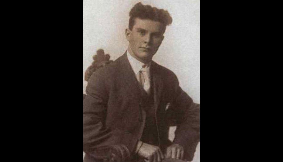 Thomson Beattie, el pasajero de Primera Clase cuyo cuerpo fue encontrado en el último bote salvavidas del Titanic. Estaba vestido de gala. Fue enterrado en el mar. (Foto: HAldridge/BNPS)