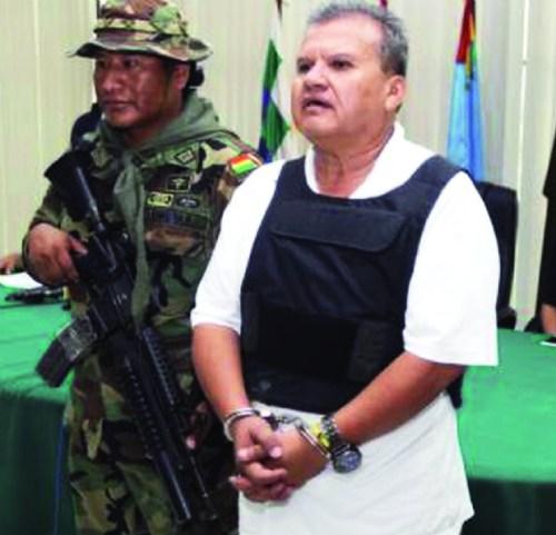 Maldonado, el narco que sacó de la quiebra a varios negocios