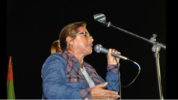 Mabel Balconte apuntó a Sala y a Máximo