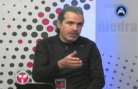 El vicecanciller Juan Carlos Alurralde participó del programa Piedra Papel y Tinta de la Razón, que se transmite por Cadena A.