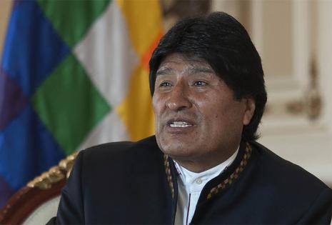Evo Morales espera que la justicia aclare sus dudas