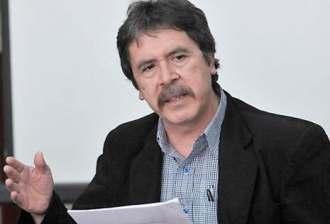 Gabriel Herbas, contralor general del Estado.