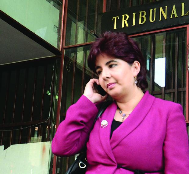 Postulantes van a la justicia para ser habilitadas a  la Defensoría