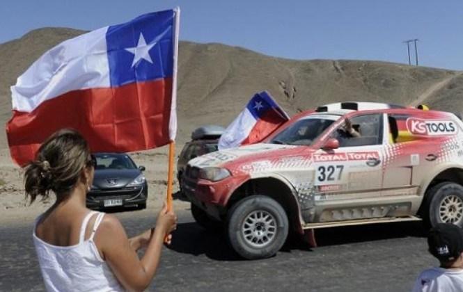 Chile se niega a pagar la cuota de franquicia a la ASO y se queda sin Dakar para el 2017