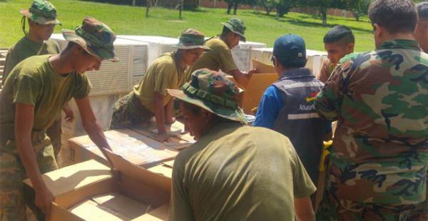 La Aduana ha dado un duro golpe al contrabando en Beni