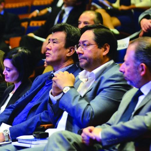 Inversión estatal china en Bolivia llega a $us 1.500 millones