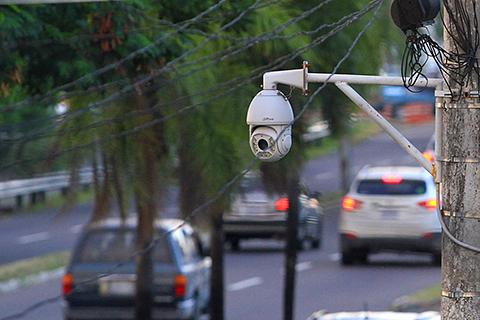 Ref. Fotografia: Las cámaras están instaladas en diversas zonas.