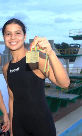 Karen Tórrez,ya se prepara para los JJOO Río 2016