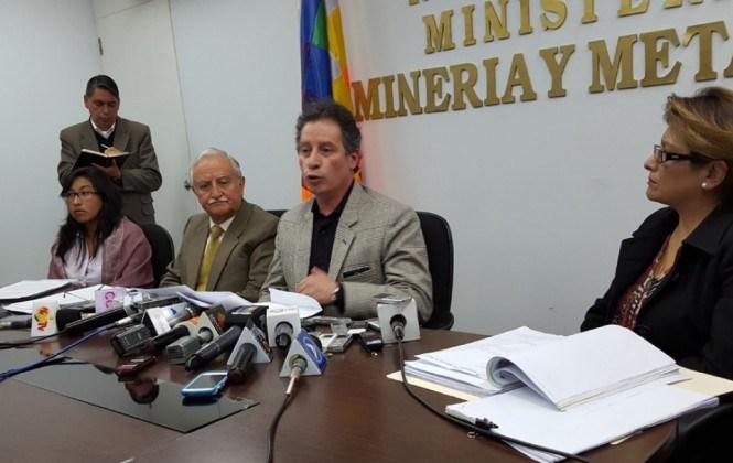 Gobierno admite contactos con Zapata y acuerdos con Citic, pero dice que no se concretaron