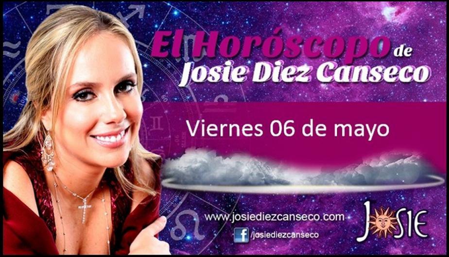 El horóscopo de Josie Diez Canseco para hoy 06 de mayo. (Foto: Difusión)