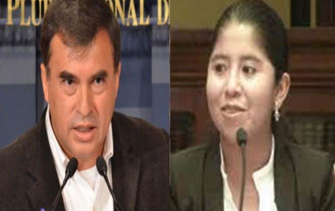 Choque insta a movimientos sociales del MAS a pedir el alejamiento de Quintana del Gobierno