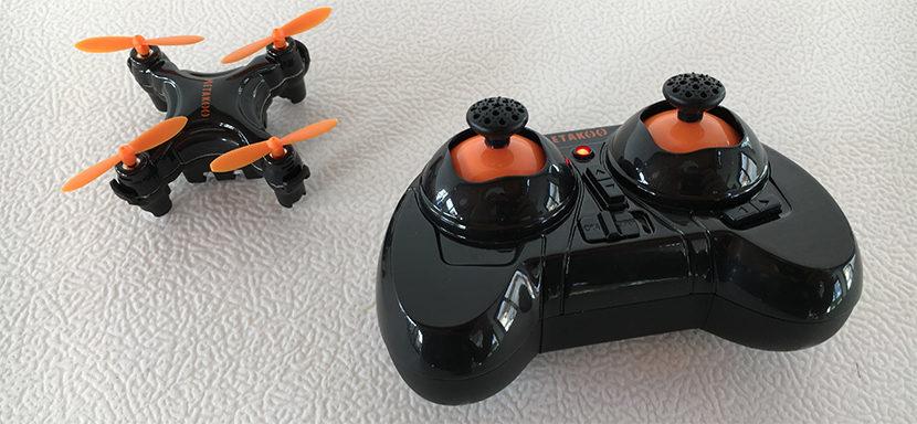 minidrone-con-mando