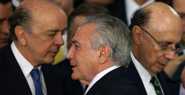Los ministros de Hacienda y de Exteriores son los hombres fuertes del nuevo Gobierno interino