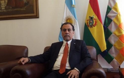 """Embajador argentino espera que decretos de importaciones de alimentos no """"sean trabas ocultas"""""""