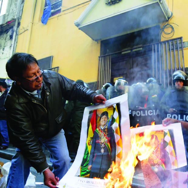 Obreros piden eliminar ítems jerárquicos para salvar Enatex