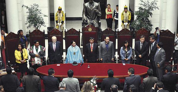 En el Órgano Judicial hay cuestionamientos a la propuesta de reforma que lleva el Gobierno