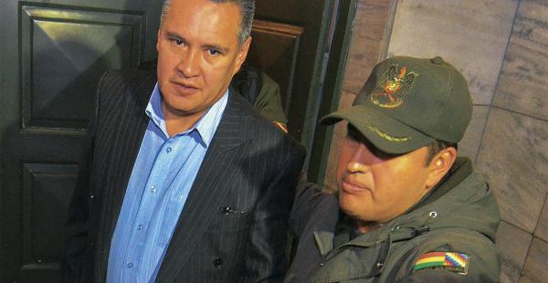 El abogado Eduardo León cumple hoy ocho días detenido. Seis jueces se han excusado