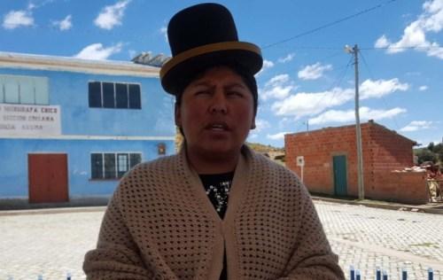 Ser autoridad mujer en una Bolivia machista