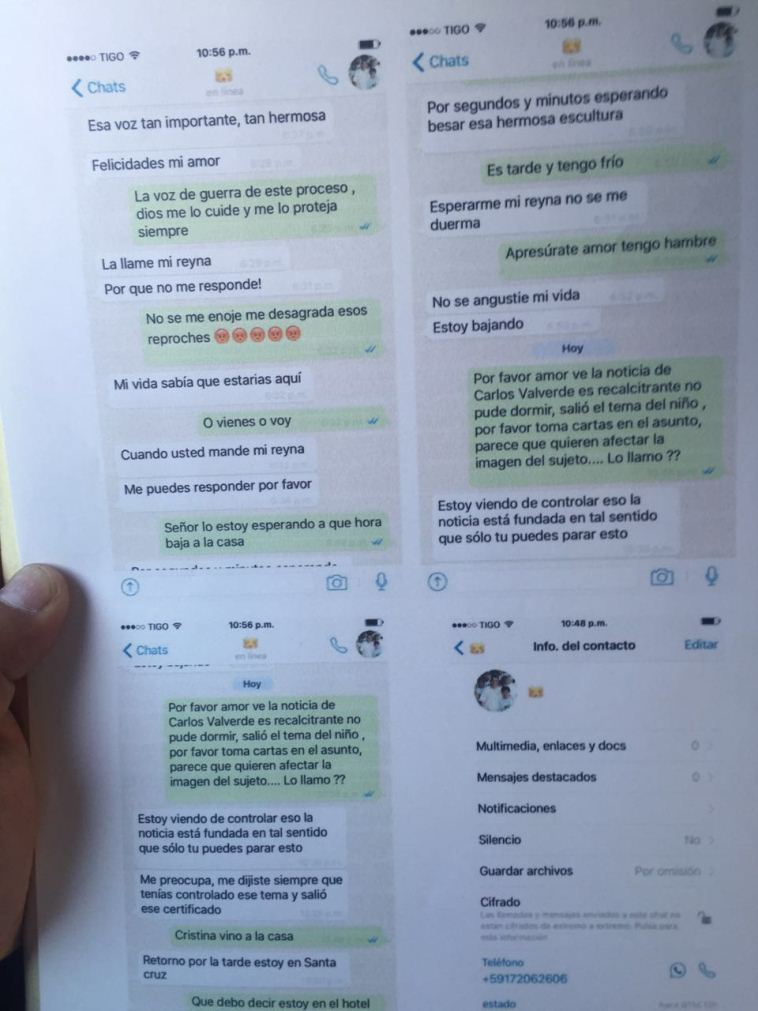 Mensajes de Whatsapp (2)
