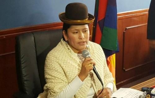 Gobierno oficializa la postergación de la cumbre de justicia; será el lunes y martes en Cochabamba