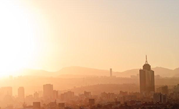 ¿Por qué siempre hay contingencias ambientales en la Ciudad de México?
