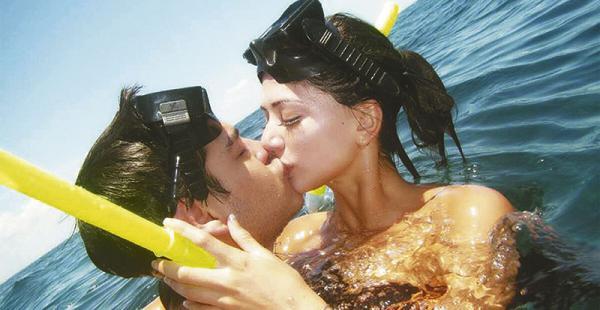 El corazón del mar ¿acaso se puede estar más enamorados?