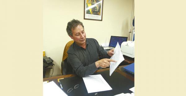 El ministro de Minería confía en que el proyecto será un puntal de desarrollo en pocos años