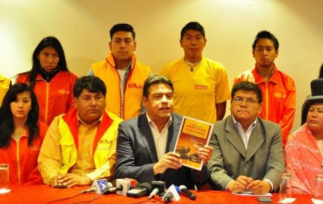 SOL.Bo propone tomar el ejemplo de la comisión marítima para reformar la justicia con una comisión de notables