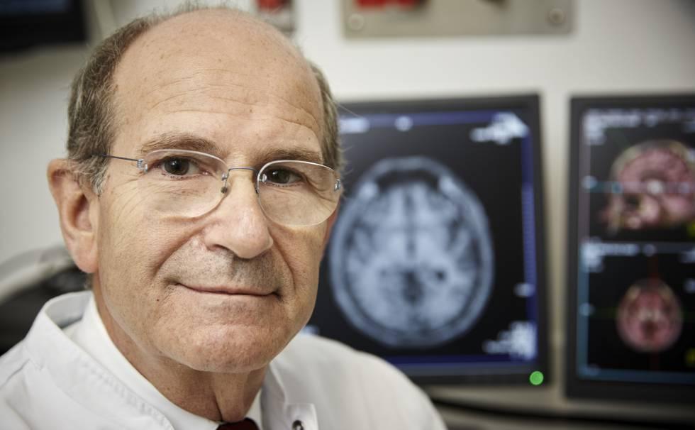El neurocirujano Alim-Louis Benabid, ganador del premio de Investigación como Inventor Europeo.