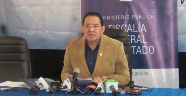 El fiscal general, Ramiro Guerrero informó que el menor de edad tiene cinco años