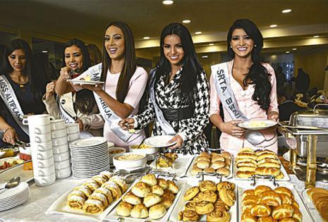 Disfrutaron las delicias de La Paz