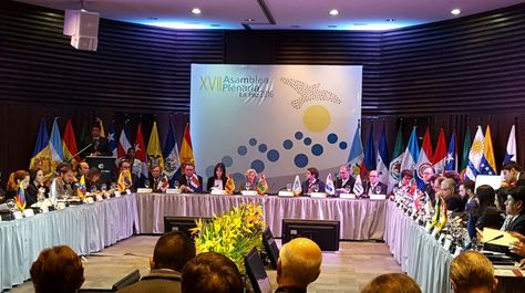 Hoy se inauguró la reunión de la UCCI en hotel Casa Grande de la zona sur de La Paz