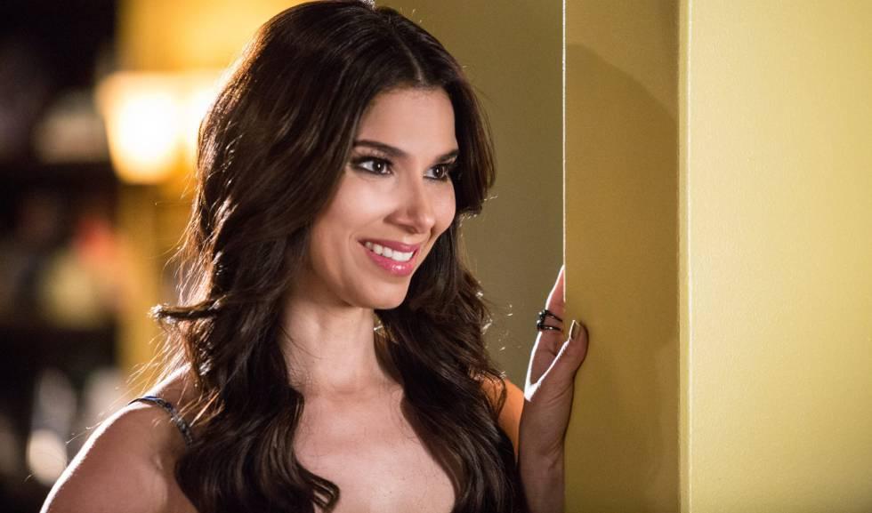 La actriz Roselyn Sánchez, una de las protagonistas de 'Devious maids'.