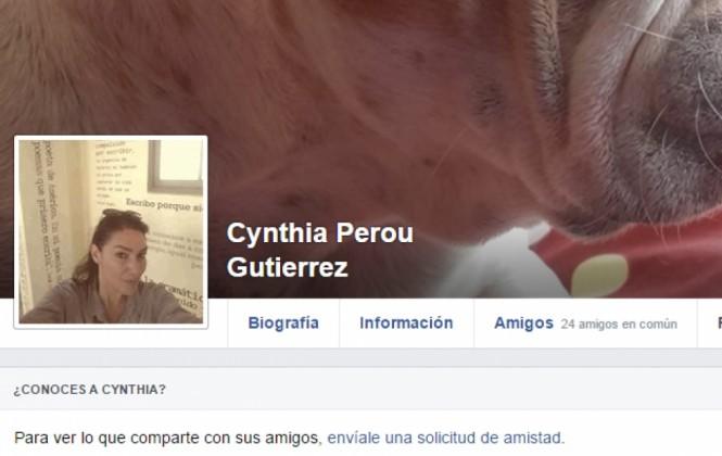 Cynthia Perou dice que visitó a Gabriela Zapata por iniciativa personal y niega ser asistente de Samuel