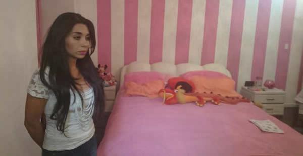 La hermana de Gabriela asegura que la menor asiste al colegio y está al cuidado de varias personas en la casa de la empresaria.