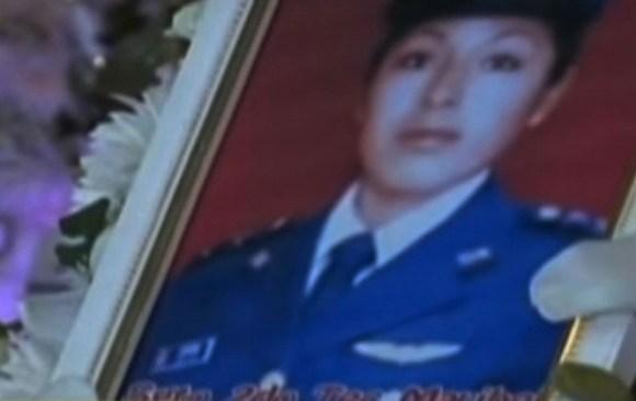 Juez envía a la cárcel al novio de la sargento Maribel Cerón