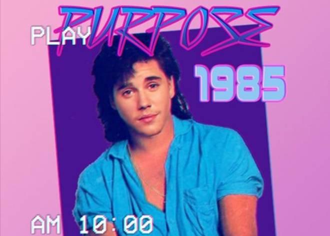 Cómo sería Justin Bieber si hubiese triunfado en los años 80