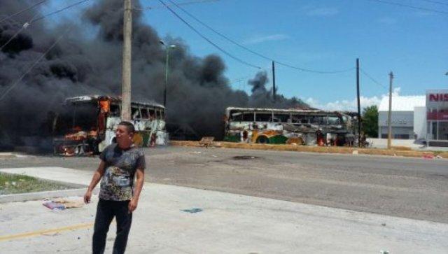 Medios locales reportan el asesinato del periodista Elpidio Ramos y se lo adjudican sin pruebas a la CNTE. Foto: Notinfomex