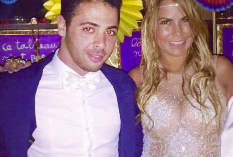 Wael y Vanessa comparten una amistad además del trabajo que realizan