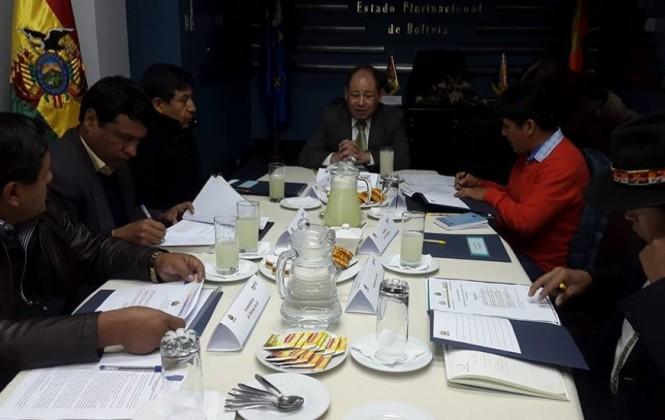 Gobierno trata proyecto sobre pago a informantes en la lucha contra el narcotráfico